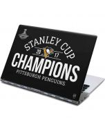 Stanley Cup Champions Pittsburgh Penguins Yoga 910 2-in-1 14in Touch-Screen Skin