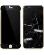 Stone Black iPhone 6/6s Skin