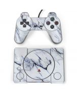 Stone Blue PlayStation Classic Bundle Skin