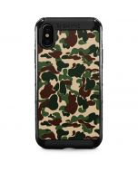 Street Camo iPhone XS Max Cargo Case