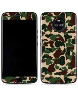 Street Camo Moto X4 Skin
