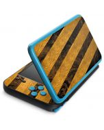 Striped Marble 2DS XL (2017) Skin