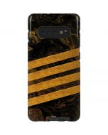 Striped Marble Galaxy S10 Plus Pro Case