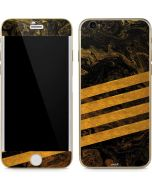 Striped Marble iPhone 6/6s Skin