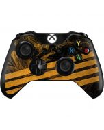 Striped Marble Xbox One Controller Skin