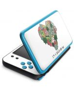Succa For You 2DS XL (2017) Skin