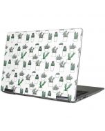 Succulent Pattern Yoga 710 14in Skin