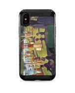 Sunday Afternoon on the Island of La Grande Jatte iPhone XS Max Cargo Case