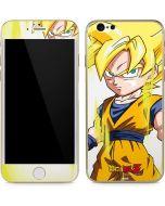 Super Saiyan iPhone 6/6s Skin