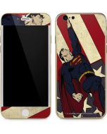 Superman American Flag iPhone 6/6s Skin