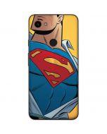 Superman Cartoon Google Pixel 3a Skin