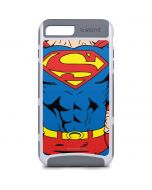 Superman Chest iPhone 8 Plus Cargo Case