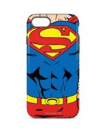 Superman Chest iPhone 8 Pro Case