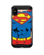Superman Chest iPhone XS Max Cargo Case