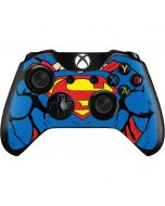 Superman Chest Xbox One Controller Skin
