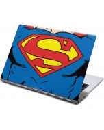 Superman Chest Yoga 910 2-in-1 14in Touch-Screen Skin