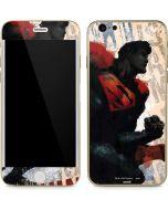 Superman Color Sketch iPhone 6/6s Skin