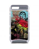 Superman Color Splatter iPhone 8 Plus Cargo Case