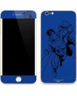 Superman Comic Pop iPhone 6/6s Plus Skin