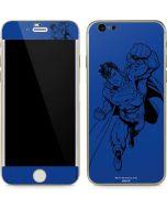 Superman Comic Pop iPhone 6/6s Skin