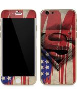 Superman Crest iPhone 6/6s Skin