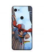 Superman Flying Google Pixel 3a Skin