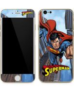 Superman Flying iPhone 6/6s Skin