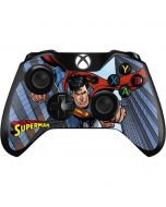 Superman Flying Xbox One Controller Skin