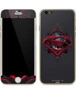 Superman Grey Eye iPhone 6/6s Skin