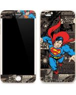 Superman Mixed Media iPhone 6/6s Plus Skin