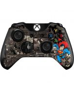 Superman Mixed Media Xbox One Controller Skin