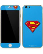 Superman Official Logo iPhone 6/6s Skin