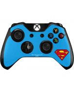 Superman Official Logo Xbox One Controller Skin