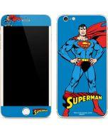Superman Portrait iPhone 6/6s Plus Skin