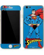 Superman Portrait iPhone 6/6s Skin