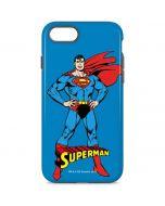 Superman Portrait iPhone 8 Pro Case