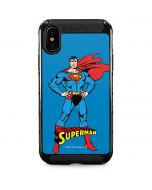 Superman Portrait iPhone XS Max Cargo Case