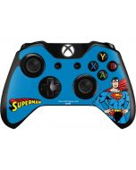 Superman Portrait Xbox One Controller Skin