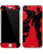 Superman Silhouette iPhone 6/6s Skin