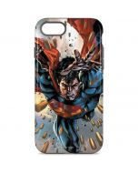 Superman Stops Bullets iPhone 8 Pro Case