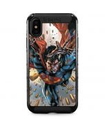Superman Stops Bullets iPhone XS Max Cargo Case