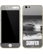 SURFER Magazine Black and White iPhone 6/6s Skin