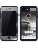 SURFER Magazine Black and White iPhone 7 Plus Waterproof Case