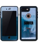 SURFER Magazine Riding A Wave iPhone 7 Plus Waterproof Case