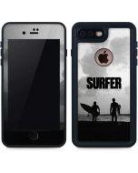 SURFER Magazine Silhouettes iPhone 7 Plus Waterproof Case