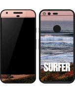 SURFER Magazine Sunset Google Pixel Skin