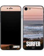 SURFER Magazine Sunset iPhone 7 Skin
