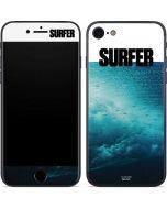SURFER Magazine Underwater iPhone 7 Skin