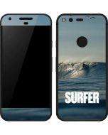 SURFER Waiting On A Wave Google Pixel Skin