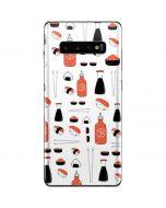 Sushi Galaxy S10 Plus Skin